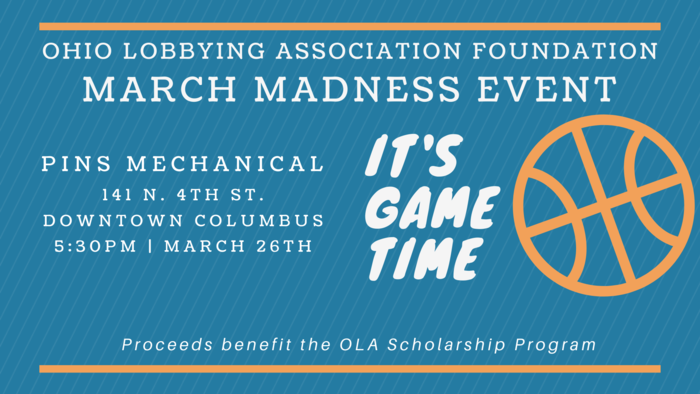 OLA Fundraiser March 2020