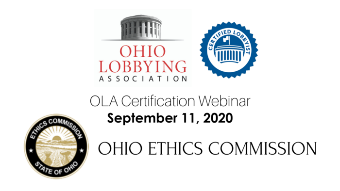 Ethics Commission Masthead